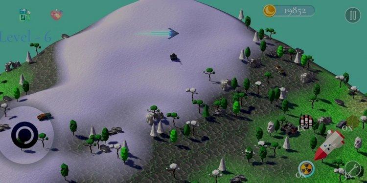 Infinite Bomber 3D là một trò chơi hủy diệt được tạo theo thủ tục hiện có trên Android