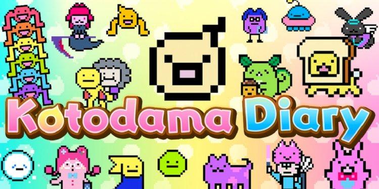 Bản địa hóa tiếng Anh của Kotodama Diary hiện có sẵn trên toàn thế giới