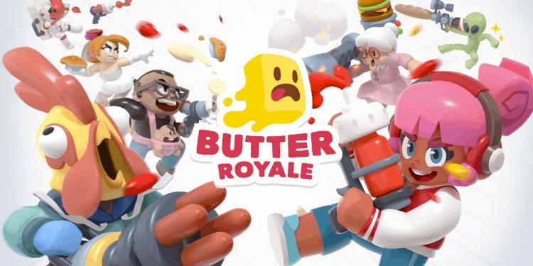 Bản cập nhật Butter Royale's Candy Cane Season mang đến giao diện lễ hội mới và sức mạnh mới cho game bắn súng đồ ăn dễ thương