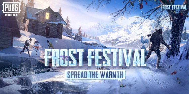 Chế độ chơi Lễ hội băng giá của PUBG Mobile đã đến, bao phủ Erangel trong tuyết và mời người chơi khám phá Lâu đài băng giá