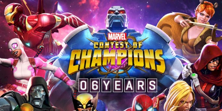 Marvel Contest of Champions đang kỷ niệm sáu năm thành lập với sự xuất hiện của Spider-Ham và một video hồi tưởng