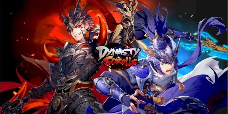 Dynasty Scrolls, game nhập vai dựa trên thẻ bài của YOOZOO, hiện đã có cho iOS và Android